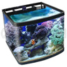 28 Gallon Nano Tank Open Top black