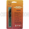 Horizontal Wide Range Liquid Crystal Thermometer