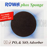 ROWAphos 3.9 in x 3.9 in square Sponge, 5 pack