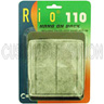Carbonized Filter Cartridge For Rio 110