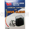 Dive Clean Pelletized Carbon Filter Cartridge