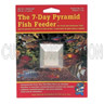 7 Day Vacation Pyramid Fish Feeder, API