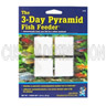 3 Day Weekend Pyramid Fish Feeder, API
