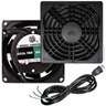 3 in. Fan (Quiet) 30 CFM T1 w/ Guard, Powercord