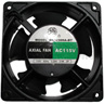 4 in. Fan (Powerful) 80 CFM T2, Hamilton