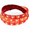 22 inch LED Red Retro-Flex without Transformer