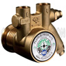 DISFluid-O-Tech Pump, 601 Brass Rotary Vane w/ By-Pass 3 GPM