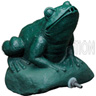 Aqua Frog 15 Watt, Spitter With Uv 3/4 Inch In/Out